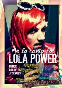 Lola Power Cartel de 2014