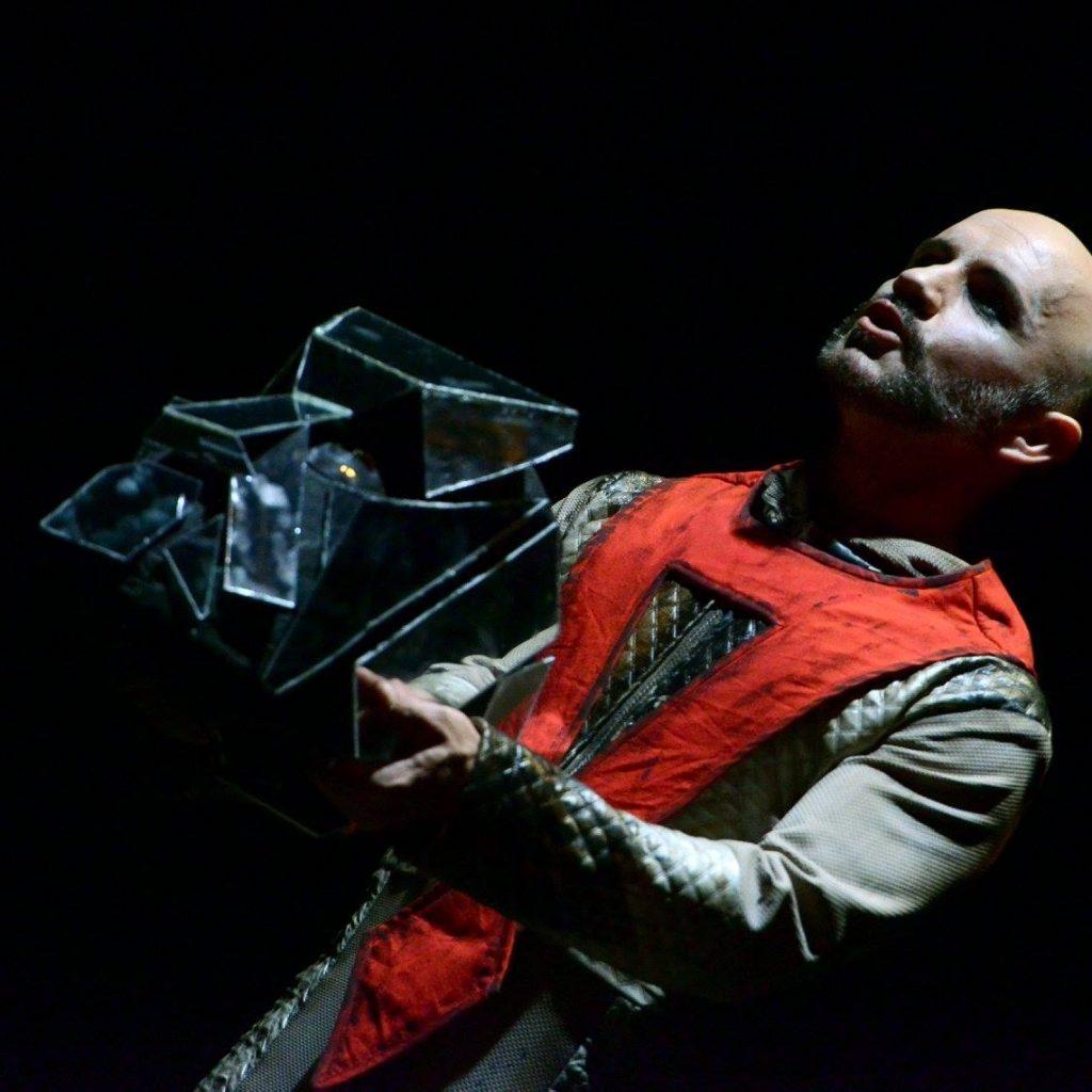 Actor en Granada Transformario